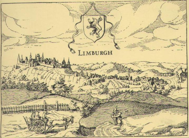 1600 limbourg ancien