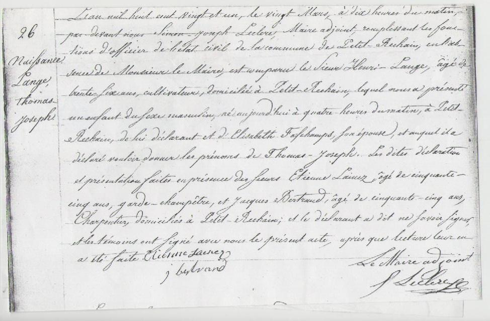 1821 naiss thom jos lange