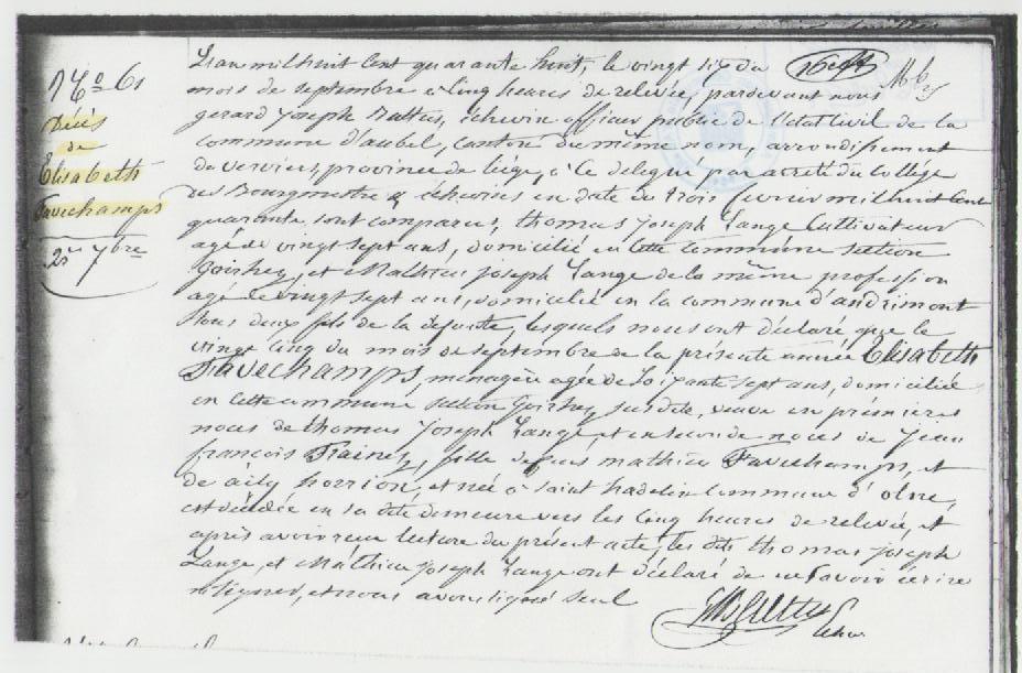 1848 deces elisab favechamps