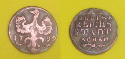 Aachen xii heller 1792