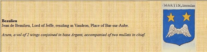Beaulieu champagne