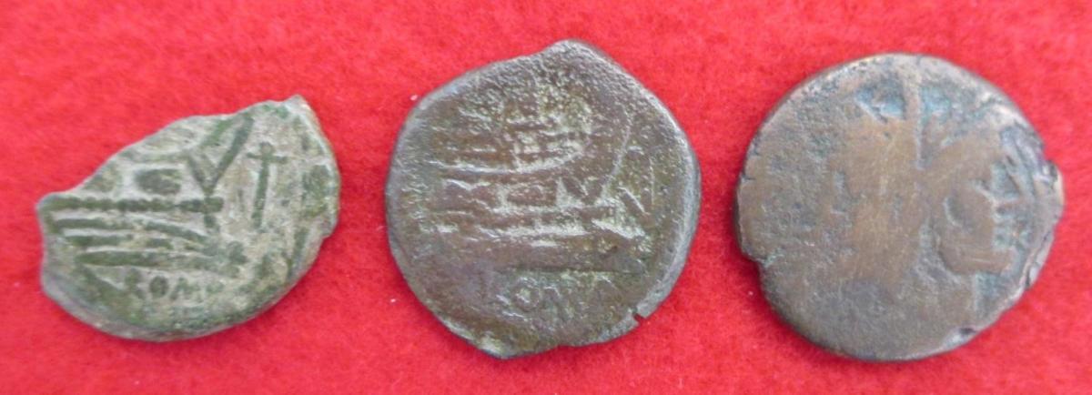 Bronzes as republique romaine