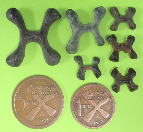 Croisettes petites dimensions