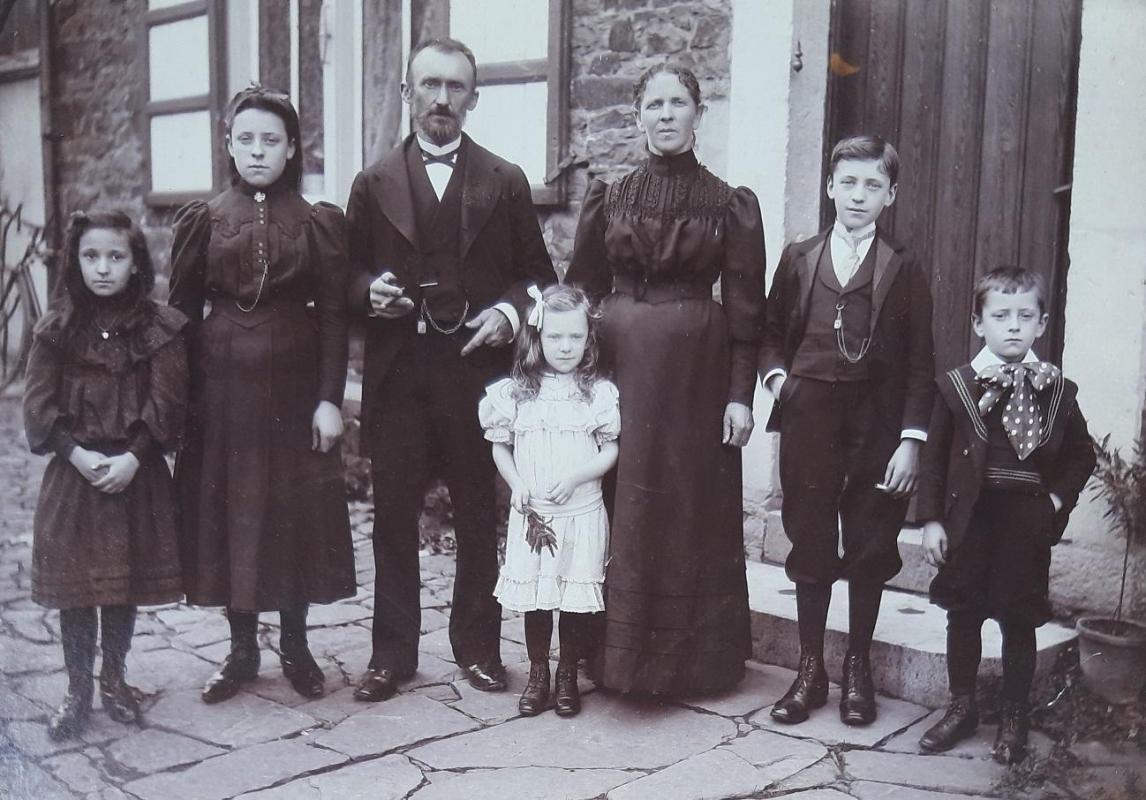 Famille grandjean comblain reduction
