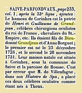 Grandjean dieudonne borguet anne extrait henri del vaux 1835