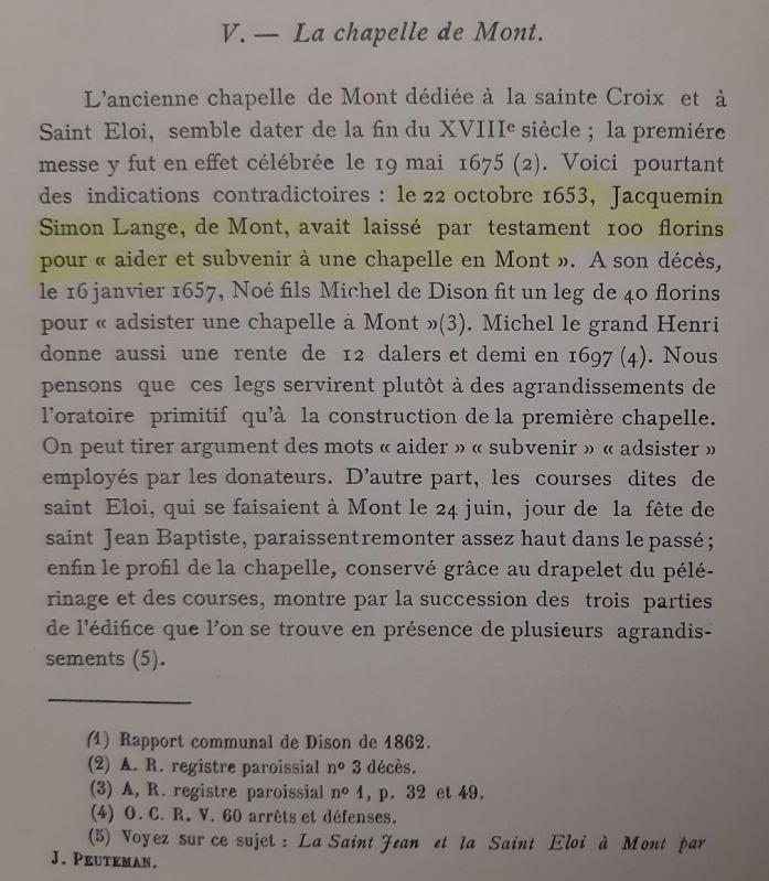 H hans histoire seigneurie paroisse petit rechain 1921 p 174 mont
