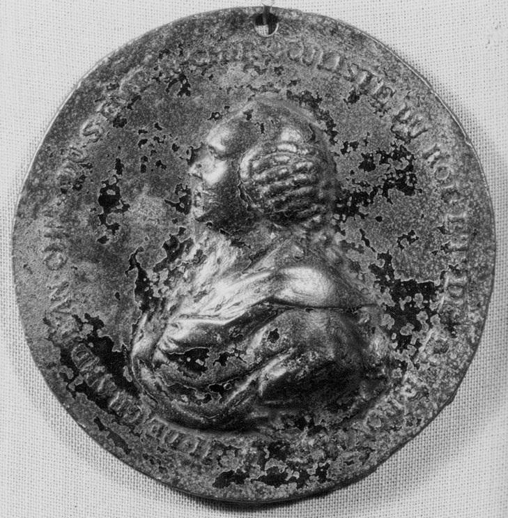 Henri grandjean medaillon musee curtius
