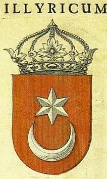 Illyrie royaume blason